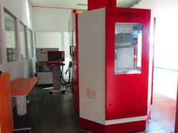 Röders RXP601 DSH - Klimatisierter Raum