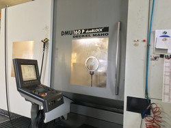 DMU 160P 5 Achsen