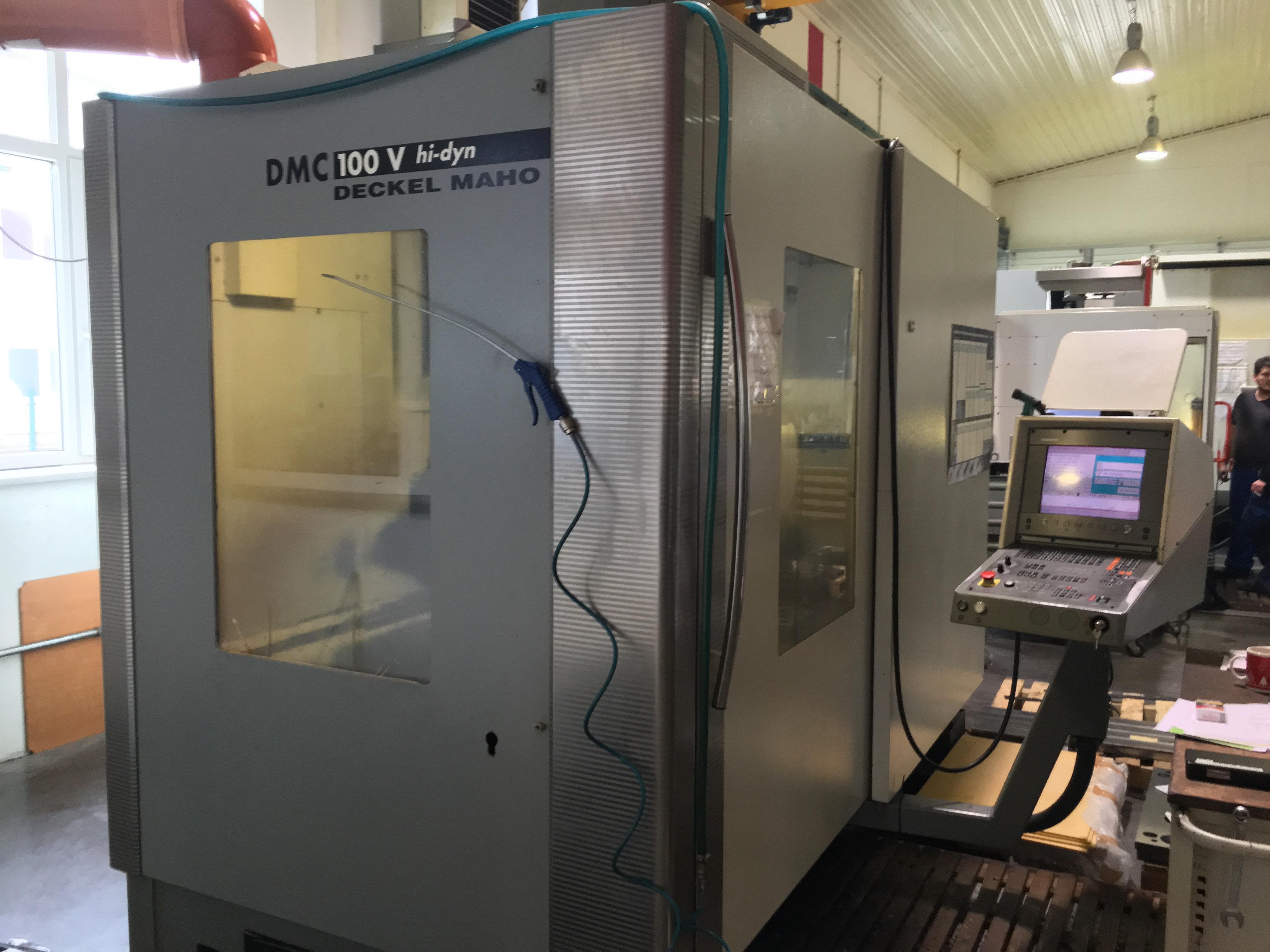 DMC 100V hi-dyn
