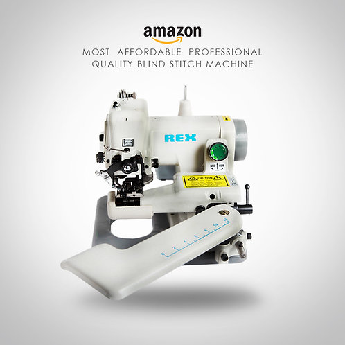 Blind Stitch Portable Sewing Machine