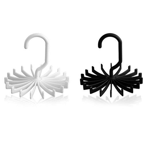 Hanging Tie-Belt Rotating Rack