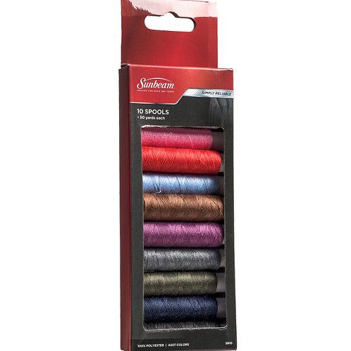 10 Thread Spools