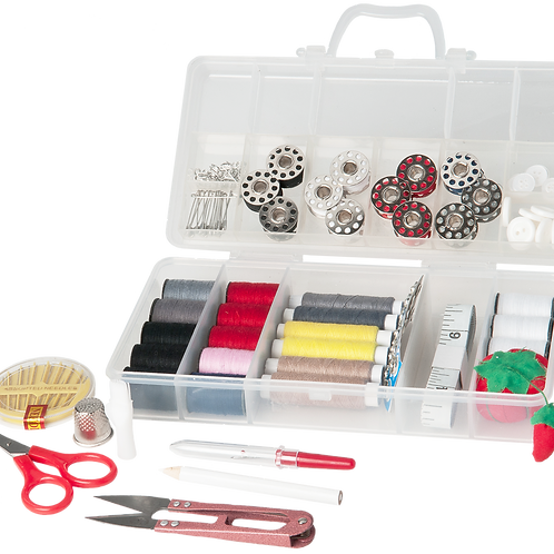 "Essentials Sewing Kit ""Over 100 Pieces"""