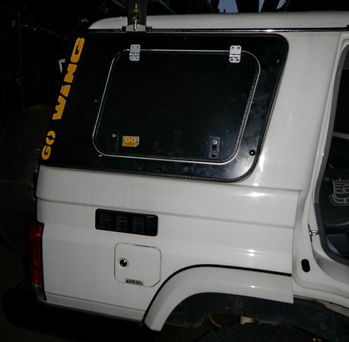 GO Wing - Gull wing door for 76 Land Cruiser
