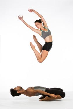 Stephanie Boisvert and Corey Baker