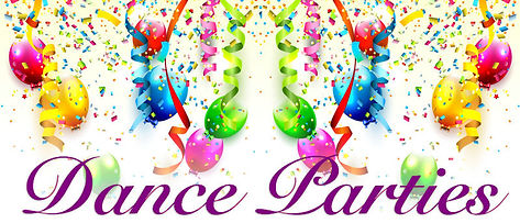 Dance birthday parties at BoSoma School of Dance Hamilton & Georgetown
