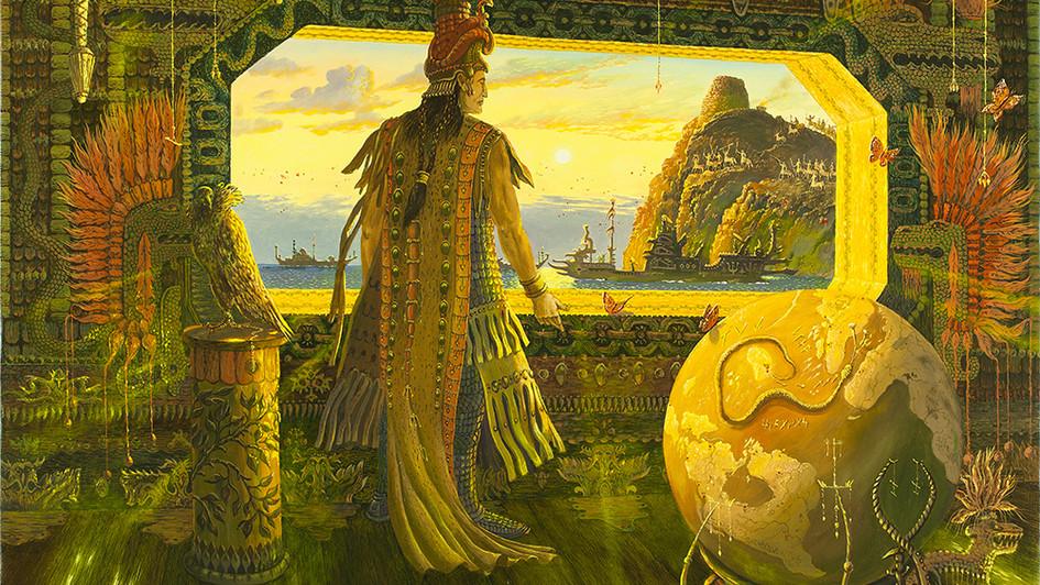 Адмирал моря хроноса.