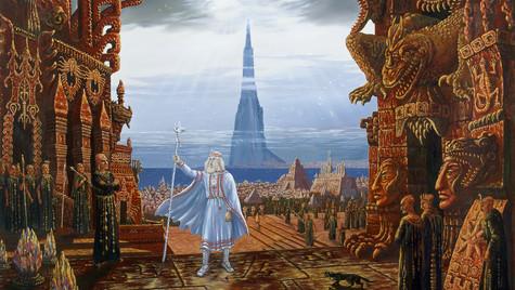 Посланик Асгарда в Атлантиде.