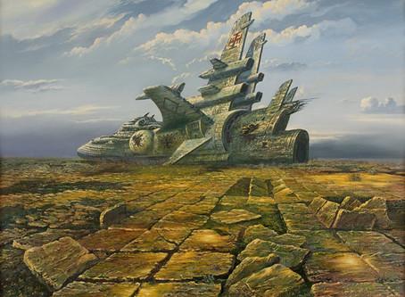 След из допотопья. Небесная колесница2004. Серия «Гиперборея»