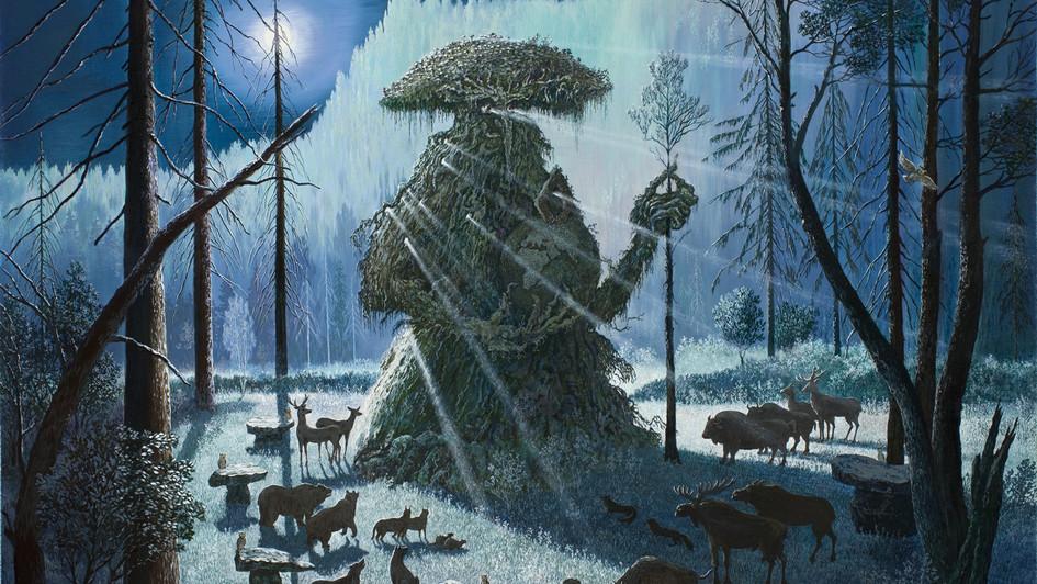 Царь леса.