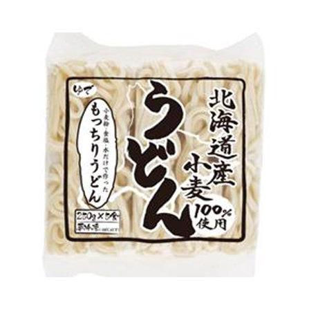 北海道産小麥100%使用 烏冬 5食