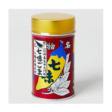 七味芝麻 罐裝 60g