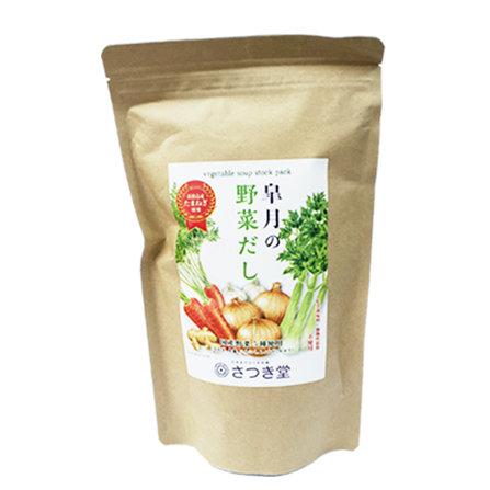 皐月之野菜湯包 9g*20pk