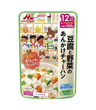 豆腐和蔬菜勾芡炒飯 Tofu Vegetable Fried Rice 120g