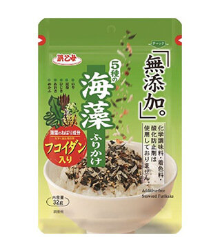 Additive Free Seaweed Furikake 32g