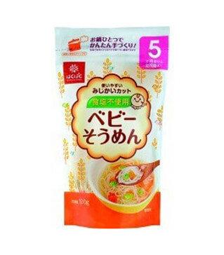 鹽不使用BB素麺 Salt Free BB Somen 100g
