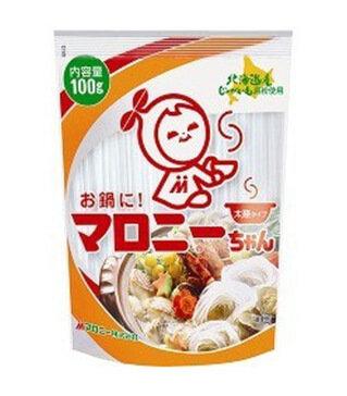 火鍋用Malony厚麺 Malony Salad Futomen 100g
