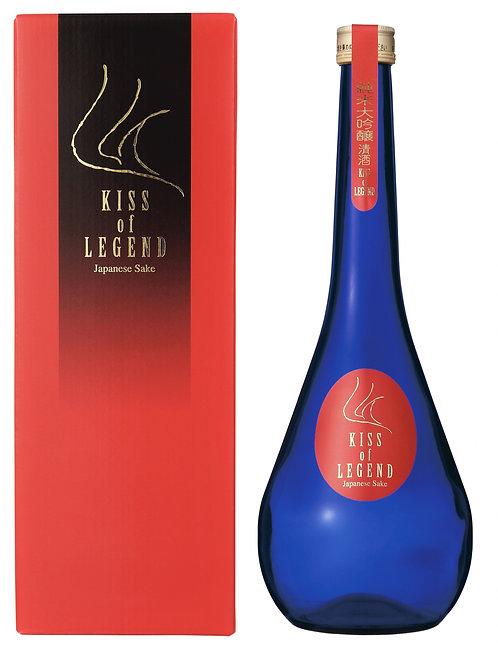 KISS of LEGEND [純米大吟醸] 16%