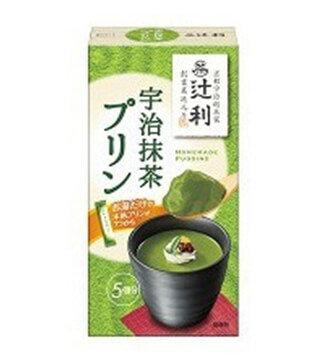 京都宇治辻利抹茶布甸Kyoto Uji Tsujiri Maccha Pudding 75g