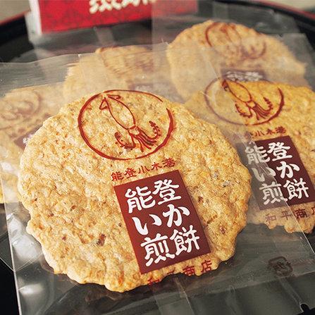 能登魷魚煎餅 10pcs