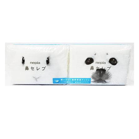 Nepia 柔軟紙巾 16包 (鼻敏感適用)