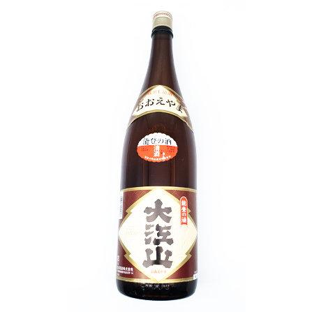 大江山 能登之酒 1800ml