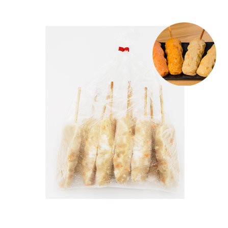 日本長崎芝士魚餅串 (10PC)