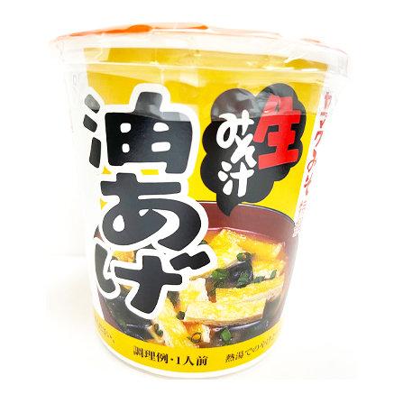 即沖油炸豆腐味噌湯 24g