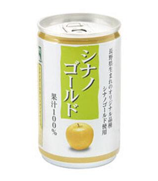 蘋果汁黃金信濃 Apple Juice Shinano Gold 160g