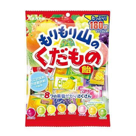 MORIMORI 蘇打糖果180g