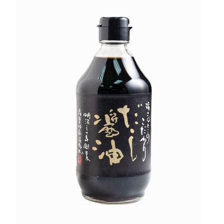 海鮮醬油 400ml