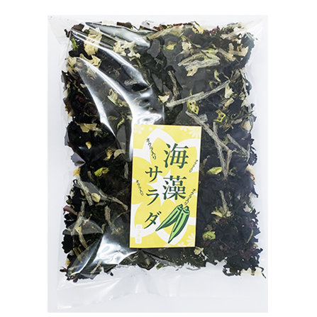 秋葵海藻沙律 50g