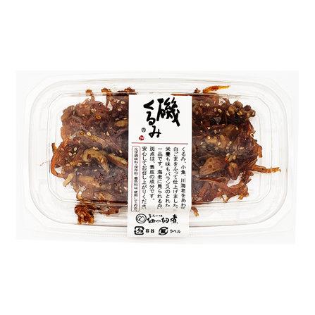 核桃銀寶魚佃煮 65g