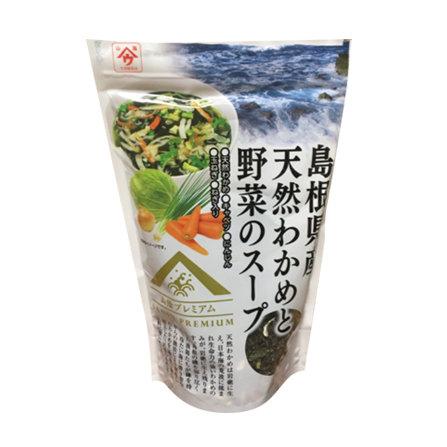 島根縣產天然海帶野菜湯60g