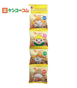 無炸野村餅干4袋(兒童) Non Fried Miray Biscuit 4pk (For children) 100g
