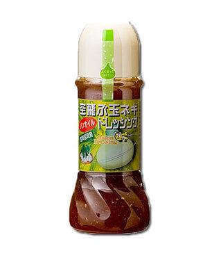 無油和風洋蔥沙律醤 Non Oil Onion Dressing 250ml