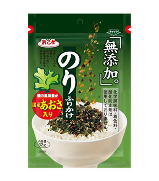 Additive Free Nori Furikake 32g