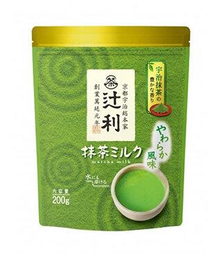 京都宇治辻利抹茶牛奶 Kyoto Uji Tsujiri Maccha Milk 200g