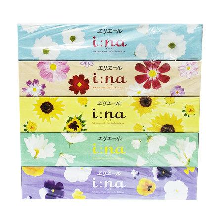 5盒裝日本紙巾 (150pcs)