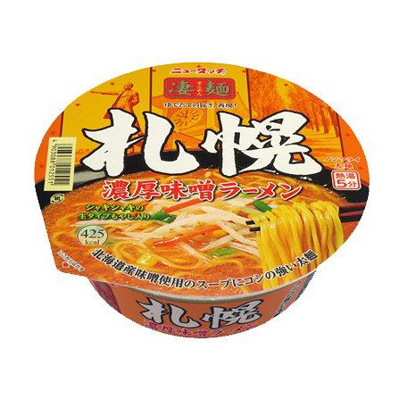 淒麵 札幌濃厚味噌拉麵