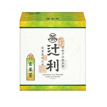 辻利玄米茶茶包(50PCS)