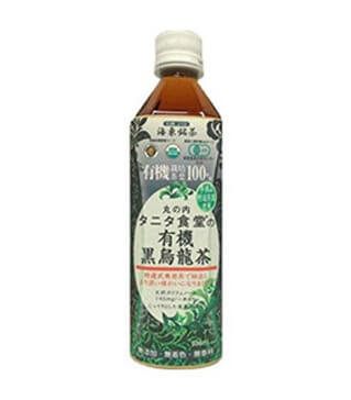 谷田食堂有機黑烏龍茶 Tanita Organic black oolong tea 500ml