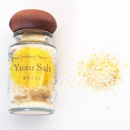 柚子鹽 38g