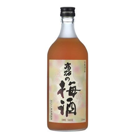 高砂之梅酒 720ml