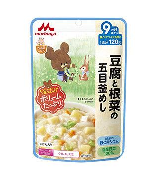豆腐和根菜的菜飯 Tofu Konsai Gomokumeshi 120g
