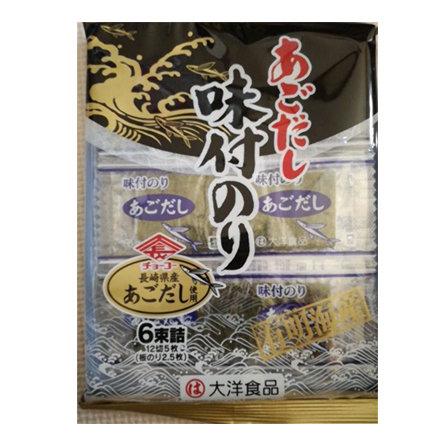 飛魚有味紫菜6袋