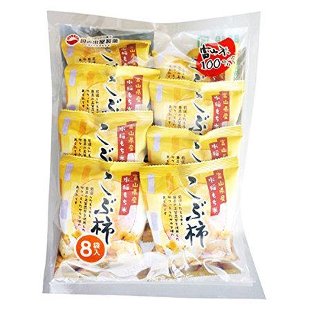 富山縣產米餅 沙律味13g*8