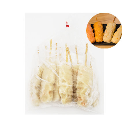 日本長崎蝦魚餅串(10PC)