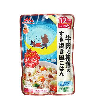 牛肉冬菇和風飯 Beef Shiitake Sukiyakigohan 120g
