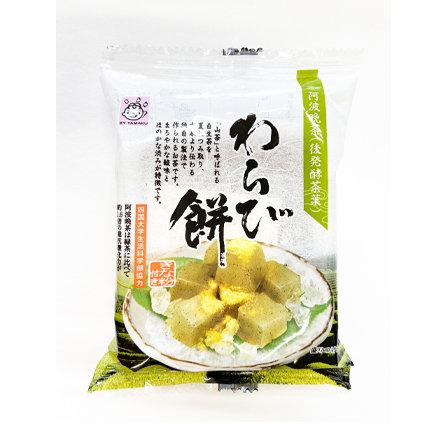 阿波晚茶蕨餅(含黃豆粉)100g